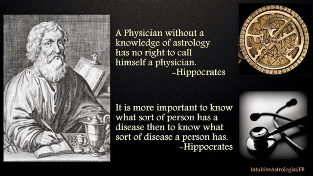 Astrology Sayings a physician without a knowledge of