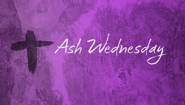 Best Wishes Ash Wednesday