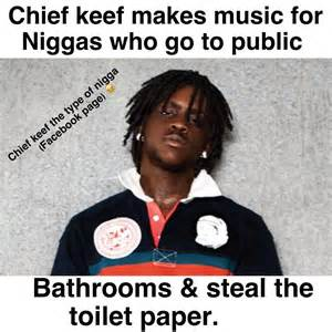 Chief Keef Quotes chief keef makes music for niggas who go to public