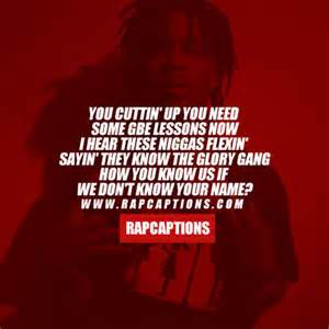 Chief Keef Quotes you cutting up you need some gbe lessons now
