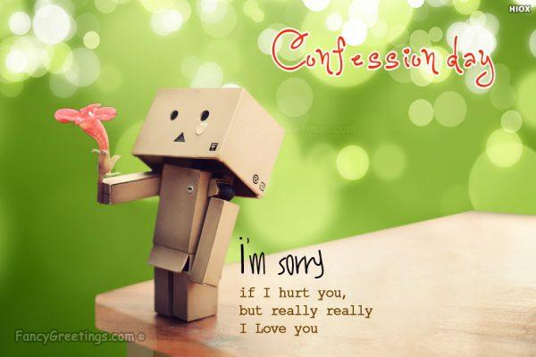 Confession Day 13