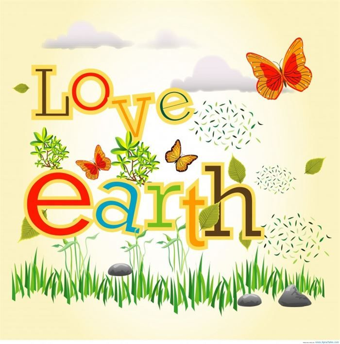 Earth Day Sayings love earth