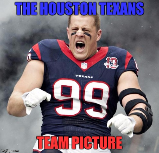 Football Memes the houston texans team picture