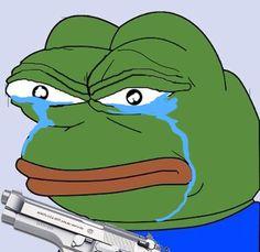 Froog crying Sad Memes