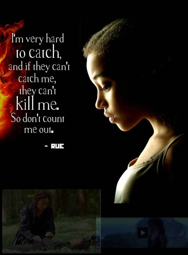 Games Quotes I'm very hard to catch and if they can't catch me they can't kill me