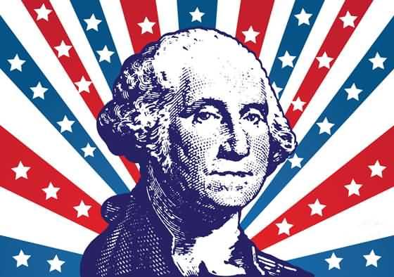 George Washington President's Day Image