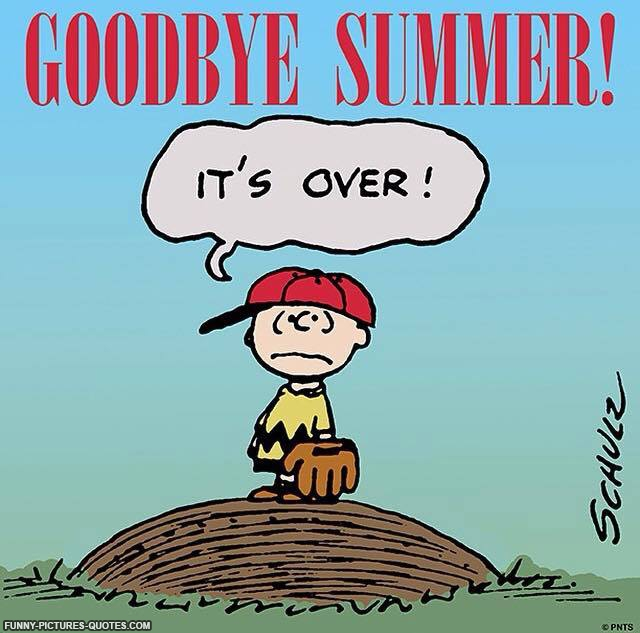Goodbye Summer Quotes goodbye summer it's over