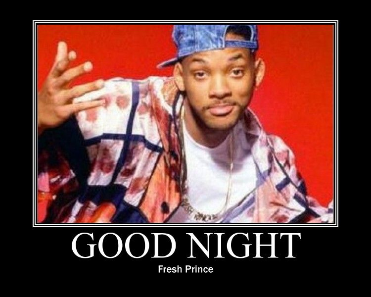 Goodnight meme good night