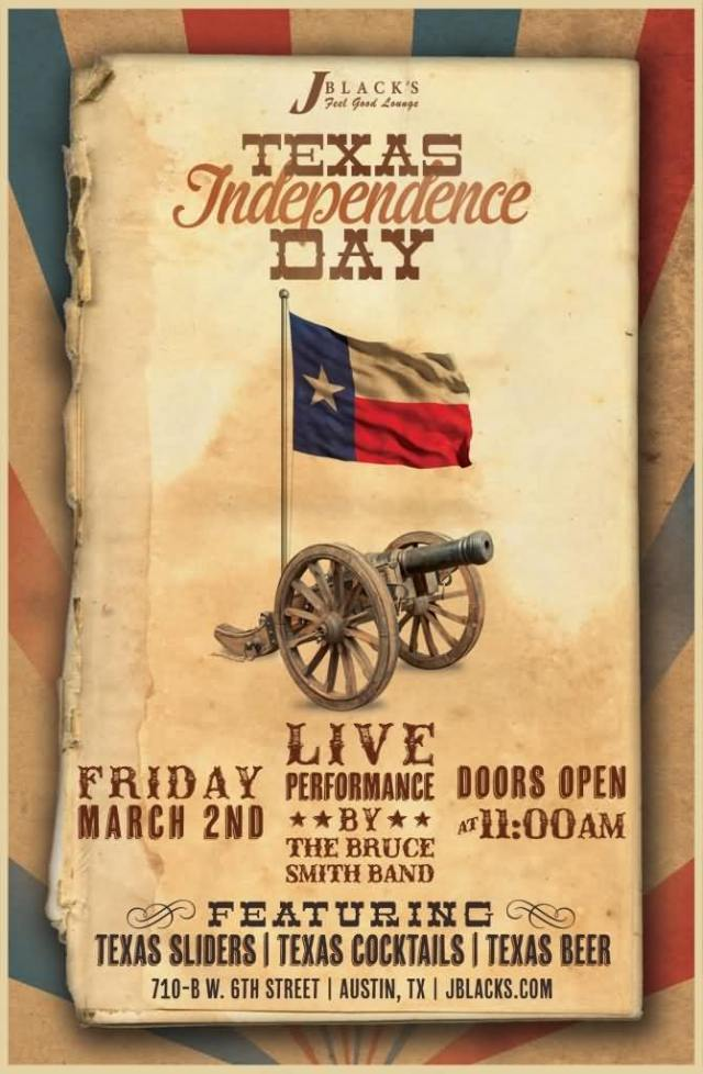 Happy Texas Independence Day Have A Wonderful Day