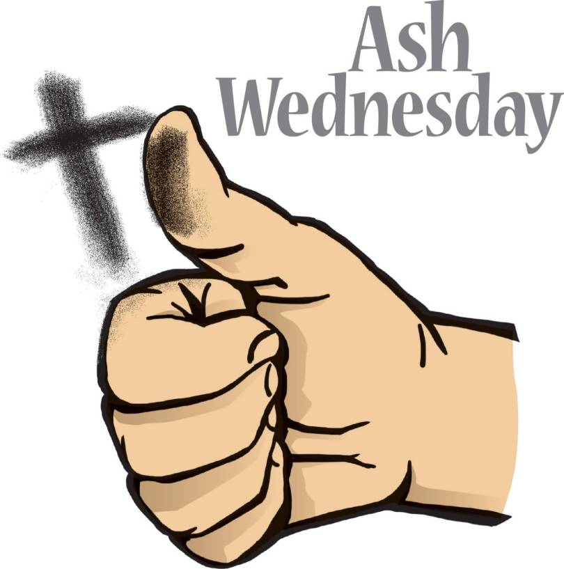 Have A Blessed Ash Wednesday