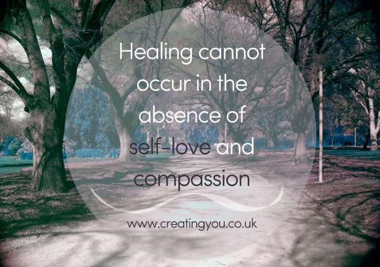 Healing Quotes healing cannot occur in the absence