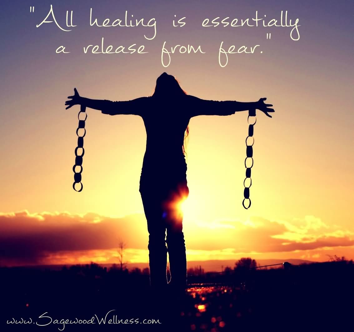 Healing Sayings all healing is assentially
