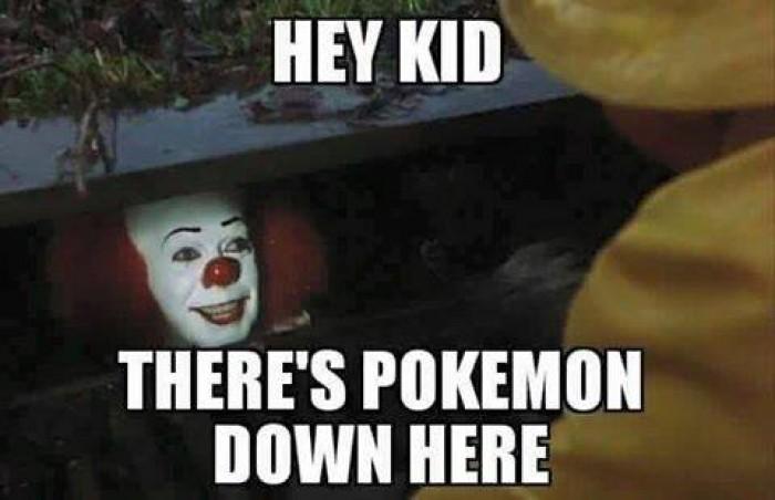 Harry Styles Fall Wallpaper Hey Kid There S Pokemon Down Here Pokemon Go Memes Picsmine