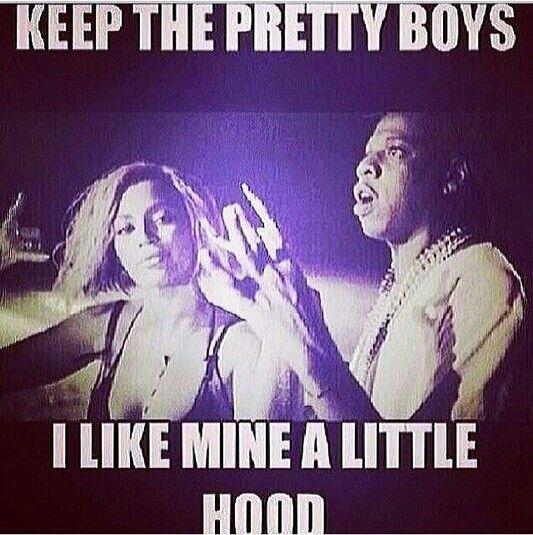 Hood Quotes keep the pretty boys i like mine a little hood