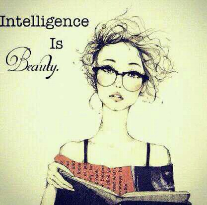Intelligence Quotes intelligence is beauty