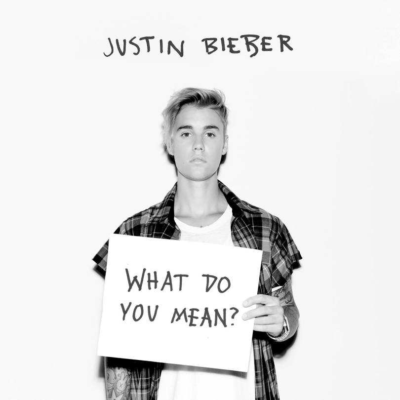 Justin Bieber Sayings what do you means