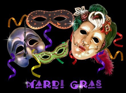 Mardi Gras Mask Images