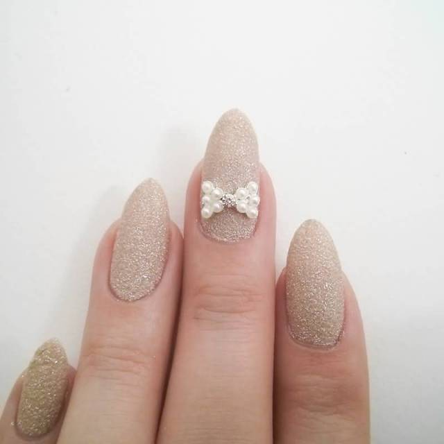 Most Cutest Bow Nails