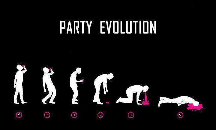 Party Meme Party Evolution