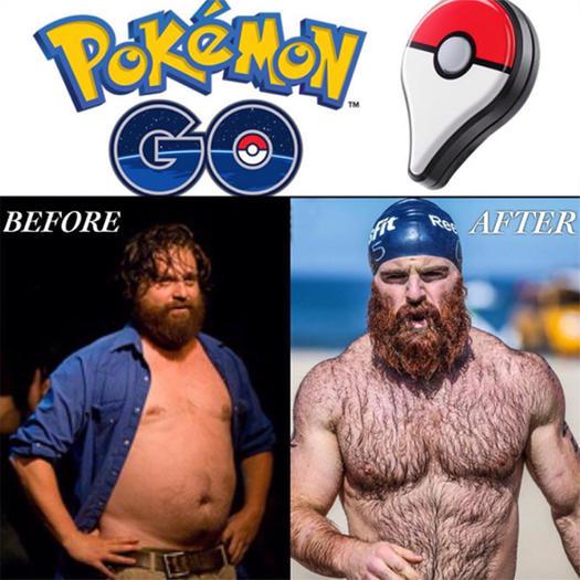 Pokemon Go Before After Pokemon Go Memes