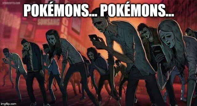 Pokemon Go Meme Pokemons.. Pokemon...