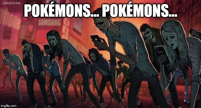 Pokemon Go Meme Pokemons.. Pokemon...