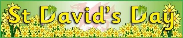 St David's Day Timeline Image