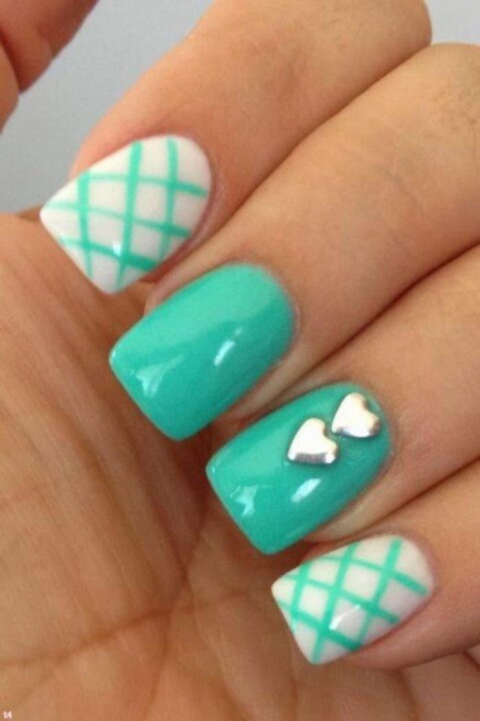 Stunning Bow Nails