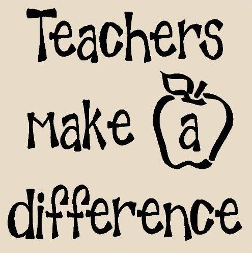 Teacher Quotes teachers make difference