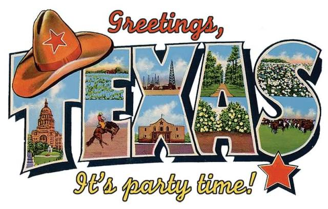 Texas Independence Day Greetings Wishes Image
