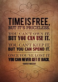 Time Quotes Sayings 1