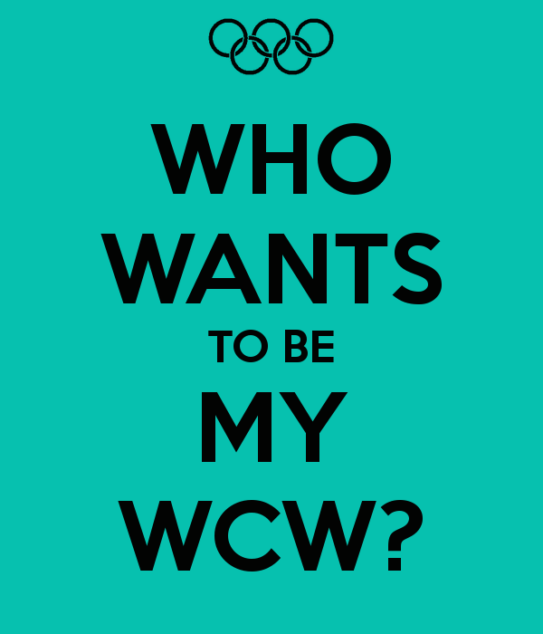 Wcw Quotes Who wants to be my wcw