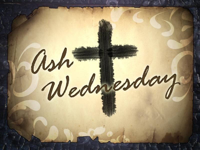 Wish You Peaceful Ash Wednesday Wishes Image