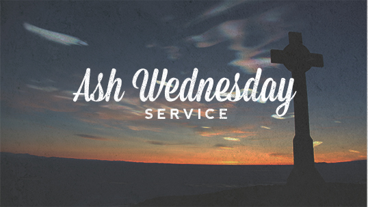 Wishing You Ash Wednesday Image