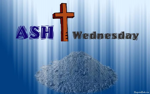 Wonderful Ash Wednesday Wishes Wallpaper