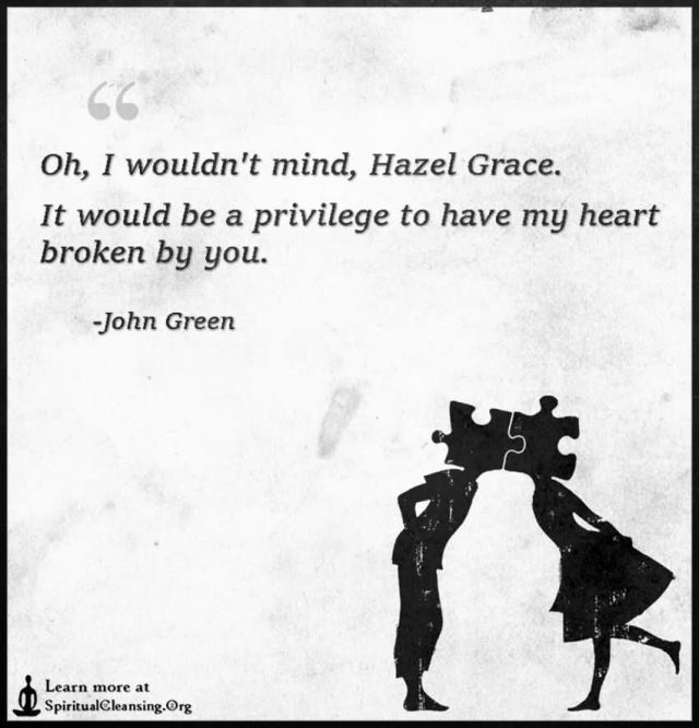You Have My Heart Quotes oh i wouldn't mind, hazel grace