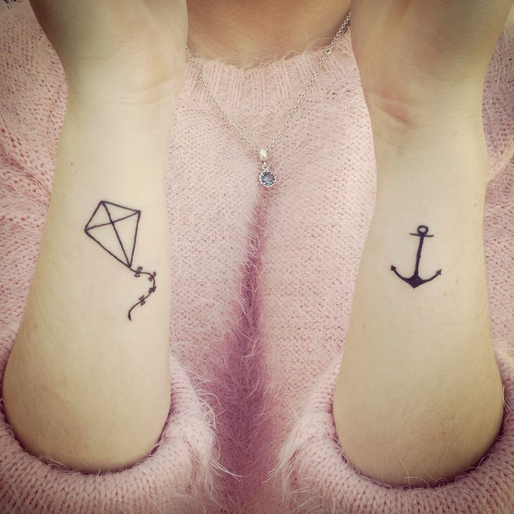 awesome bipolar tattoos on arm for women