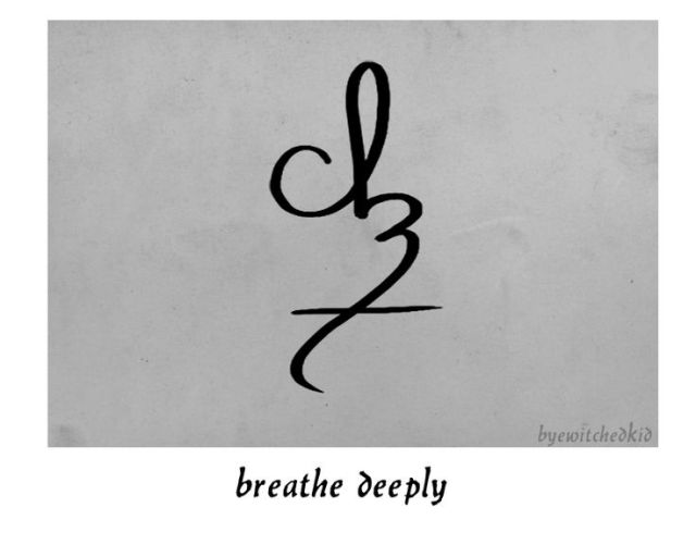 elegant anxiety tattoo for Women