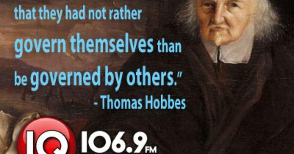 009 Thomas Hobbes Quotes