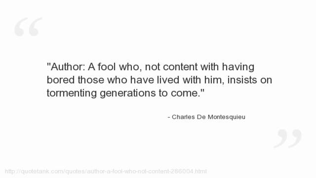 014 Montesquieu Quotes Sayings