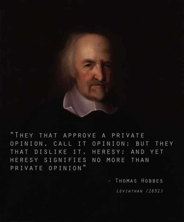 015 Thomas Hobbes Quotes
