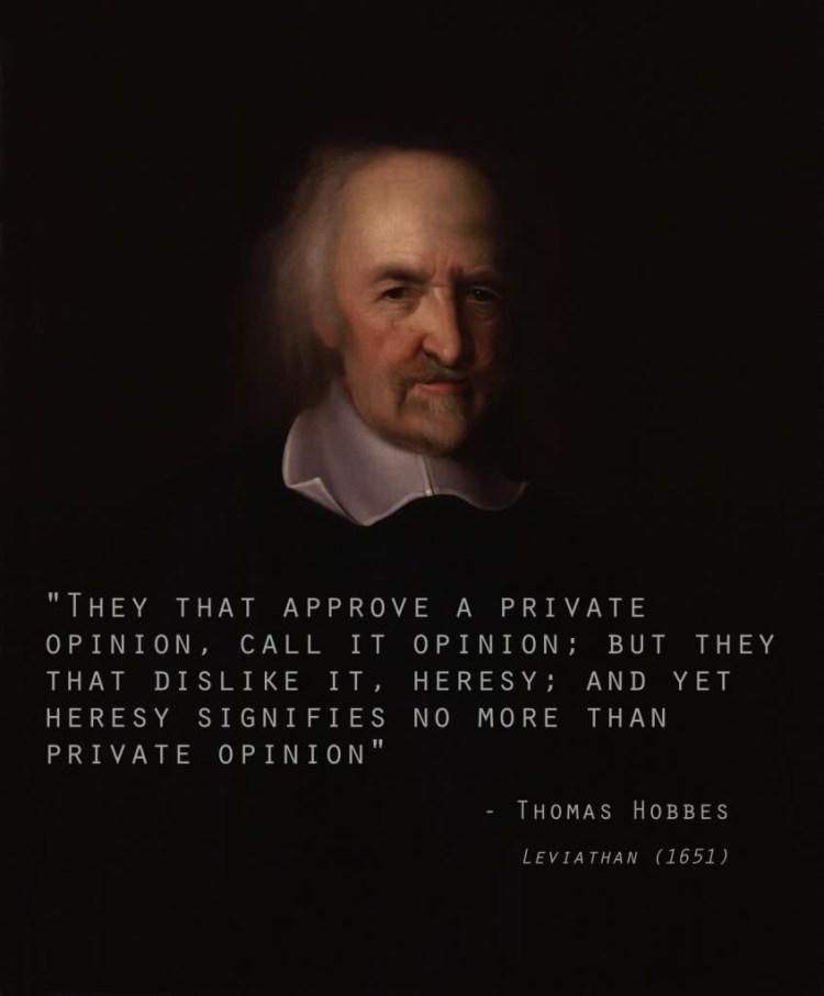 015 Thomas Hobbes Quotes