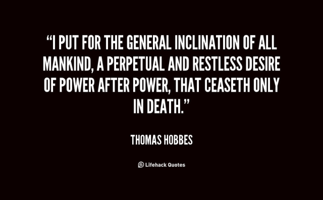 019 Thomas Hobbes Quotes
