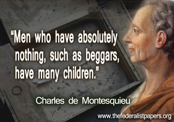 022 Montesquieu Quotes Sayings