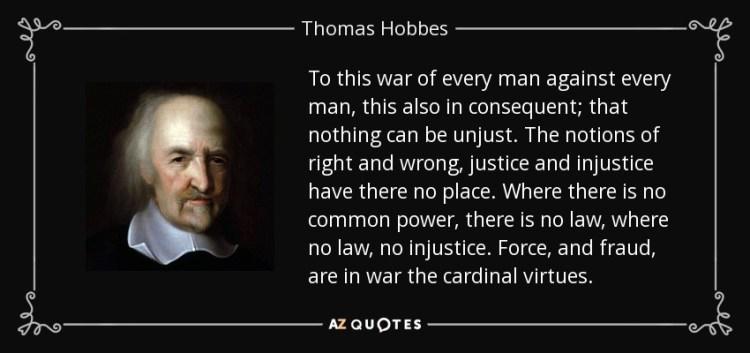 024 Thomas Hobbes Quotes
