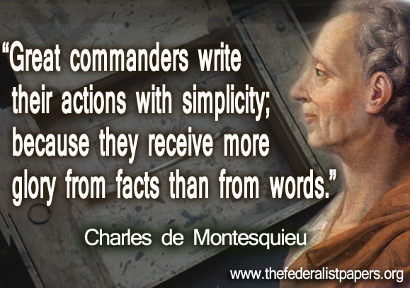 026 Montesquieu Quotes Sayings