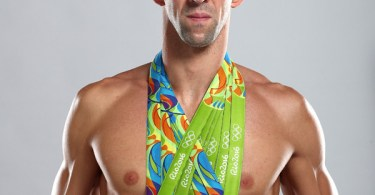 3 Michael Phelps
