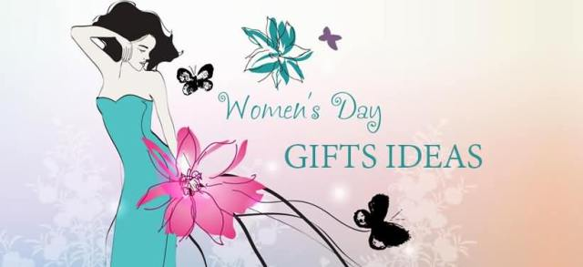 Adorable Happy Women's Day Greetings Painting Image