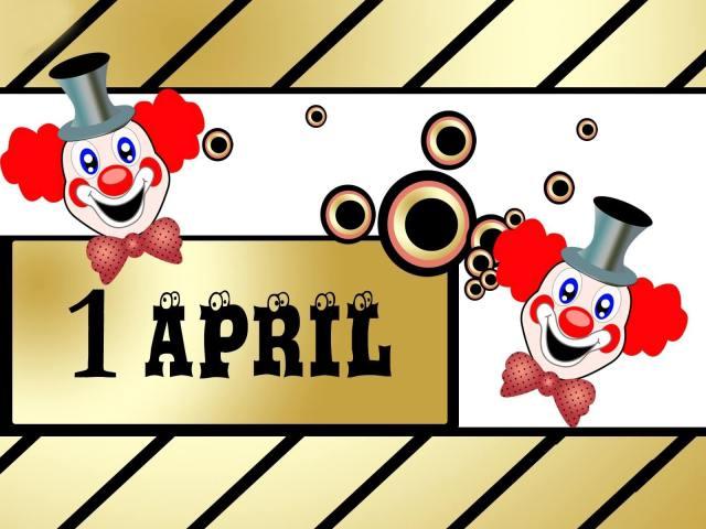 April Fools Day 501