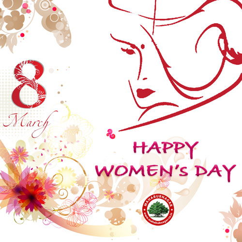 Best Wishes Happy International Women's Day Greetings